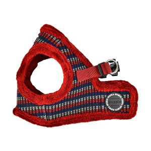 elliott harness B red