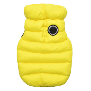 Ultralight vest B yellow