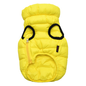 Ultralight vest B yellow1